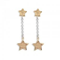 Boucles d'oreilles étoile...